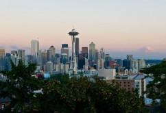 Seattle 西雅图