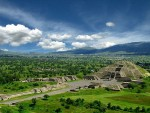 Teotihuacan 特奥蒂瓦坎古城