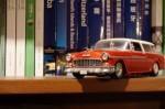 古巴老爷车 模型
