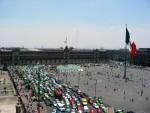 Mexico City 墨西哥城