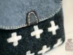 羊毛毡订制 minipad case -口袋市集